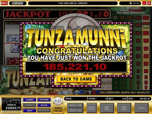online jackpot play